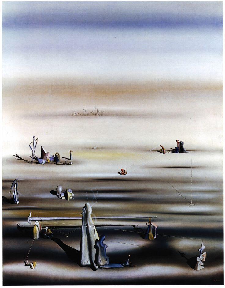 """""""L'ennui et la tranquilité,"""" 1938"""